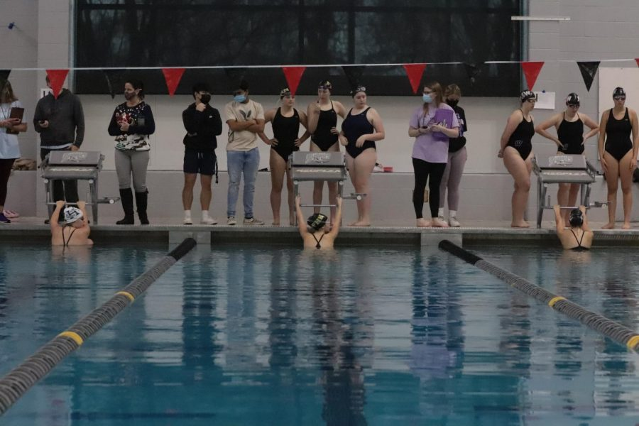 FHN Girls Swim Competes in FZN Panther's Relay [Photo Gallery]