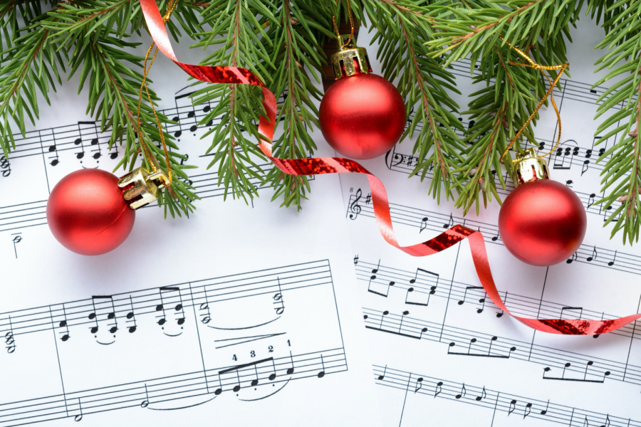 FHN Students Discuss Their Favorite Holiday Music