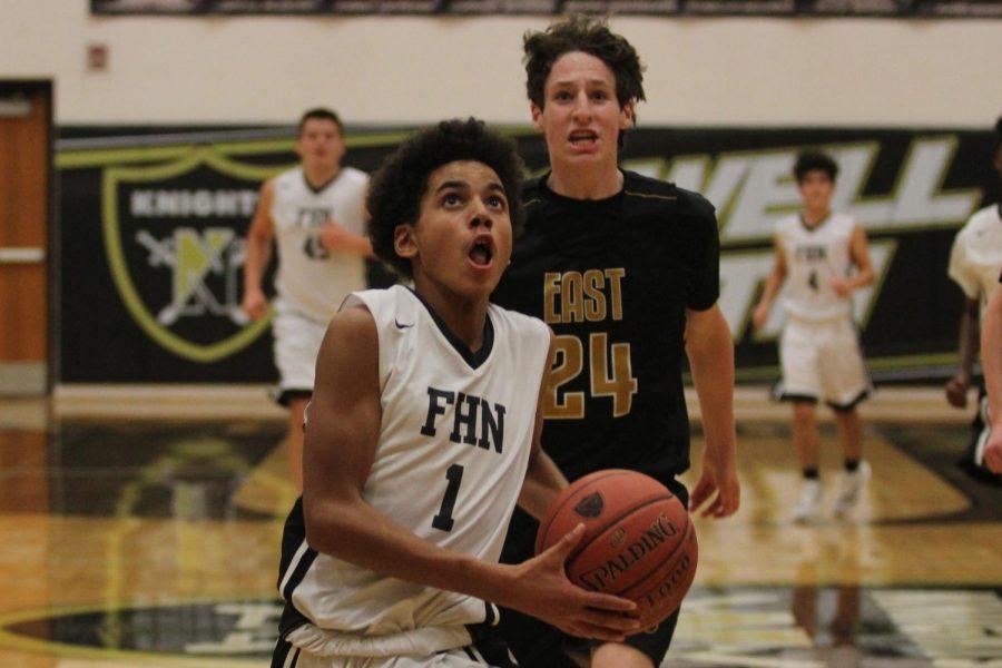 C-Team Boys Basketball Falls to Fort Zumwalt East [Photo Gallery]