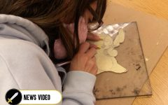 Students Employ Creativity in Maples' Printmaking Class