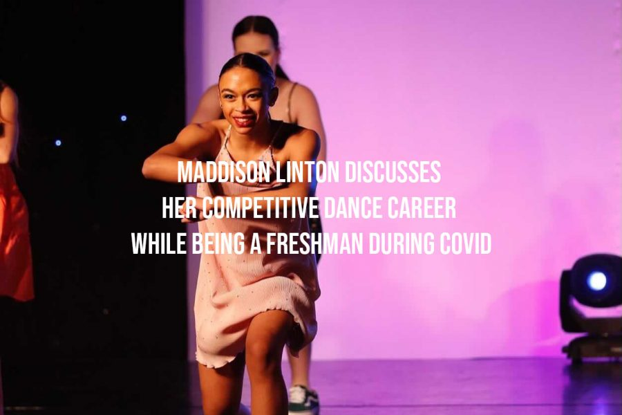 Maddison Linton Discusses her Competitive Dance Career While Being a Freshman During Covid
