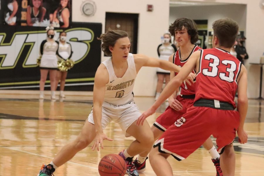 FHN Varsity Boys Basketball Falls to FZS [Photo Gallery]