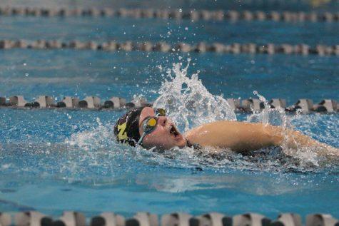Varsity Girls Swim Takes a Victory Against Duchesne [Photo Gallery]