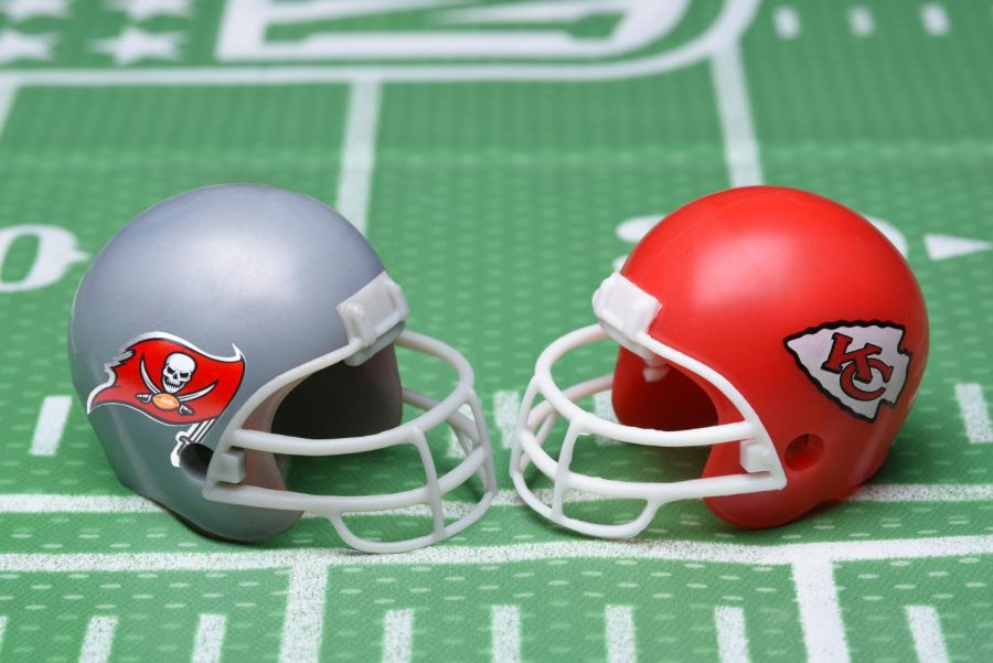 The+Tampa+Bay+Buccaneers+will+play+the+Kansas+City+Chiefs+on+Feb.+7.