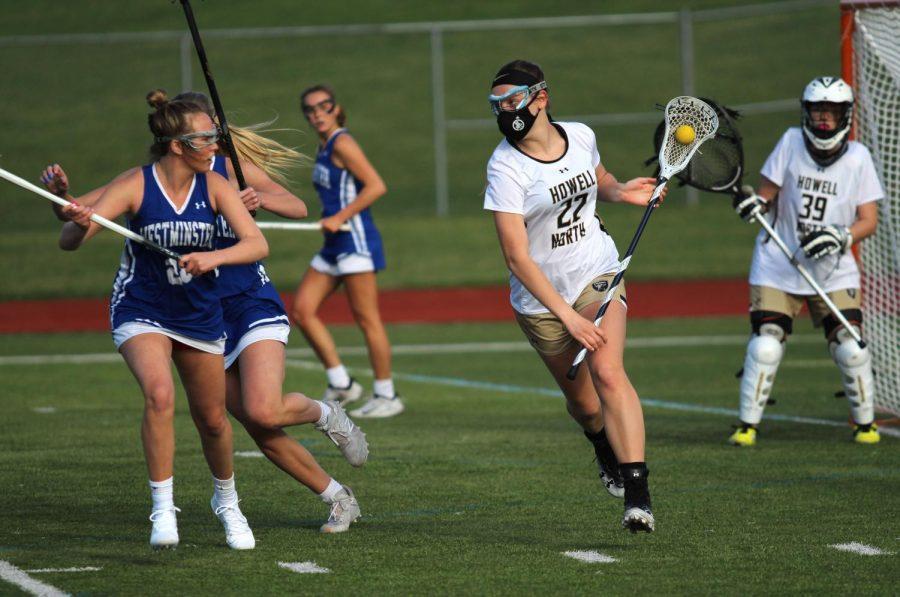 Watch the FHN Varsity Girls Lacrosse Go Against Ladue Horton Watkins