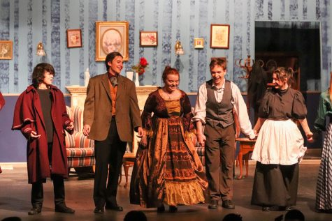 "Spring Play ""Angel Street"" Takes FHN's Stage With Two Casts"