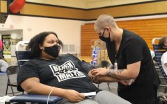HOSA Hosts Annual Blood Drive [Photo Gallery]