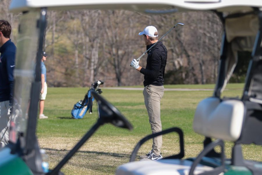 Boys Golf Competes in the Warrenton Invitational [Photo Gallery]
