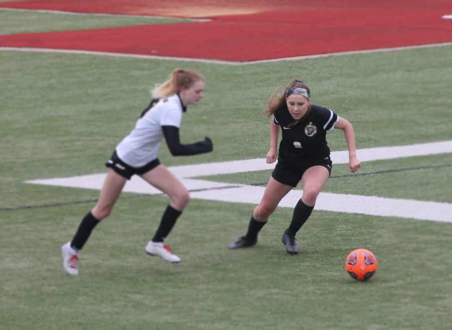 JV Girls Soccer Plays a Tough Game Against Fort Zumwalt East [Photo Gallery]