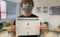 Sophomore Tyler Skeen Holds a March Madness Tournament