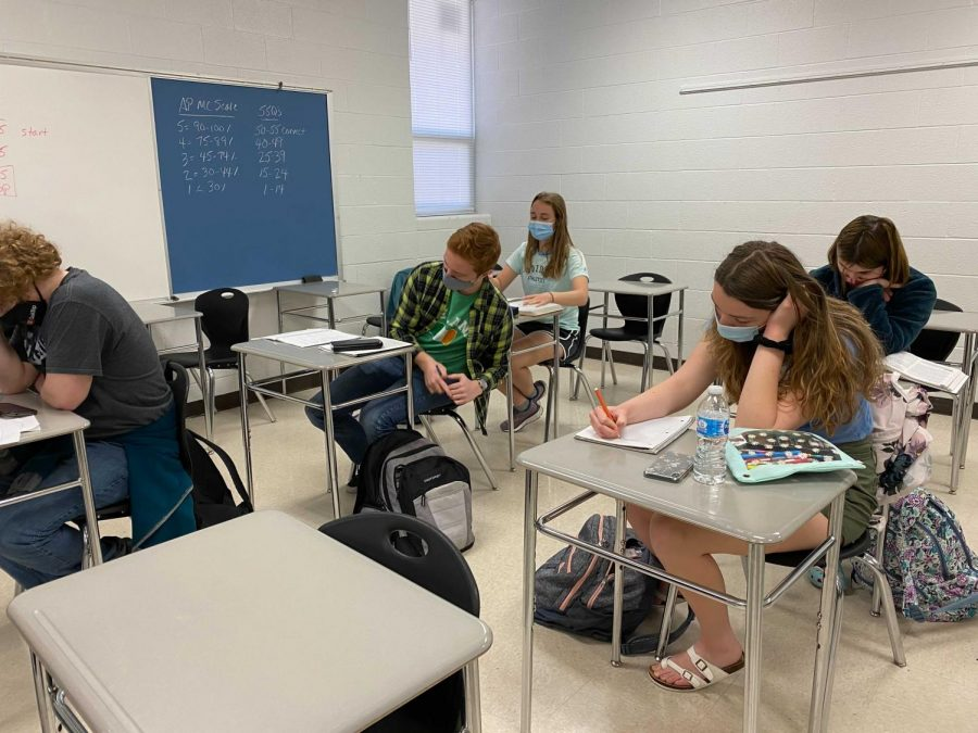 AP Exams to Take Place In-Person Throughout May
