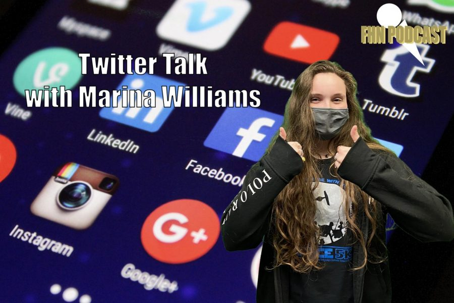 Twitter Talk with Marina Williams #1