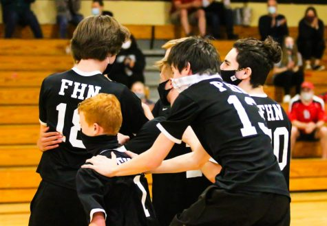 FHN C-Team Volleyball Wins First Game of Season Against FZS 4/8 [Photo Gallery]