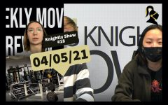 Knightly Show #18 | Week of 4/5/2021 | Weight Training, Mr. FHN, Dr. Hostetler, Weekly Movie Review