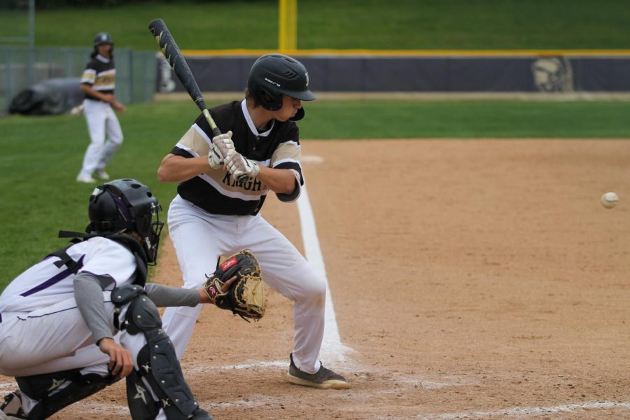 Knights JV Baseball Falls to the Trojans in a Tight Game [Photo Gallery]