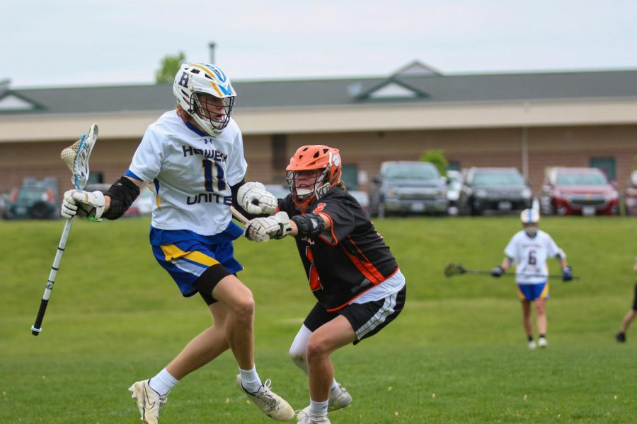 Varsity Boys Lacrosse Falls to Republic [Photo Gallery]