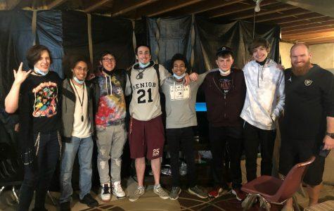 Varsity Smash Team Goes To State