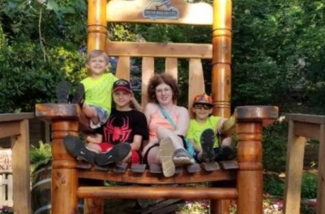 Sophomore Parker Bruns' Family Heads to Branson