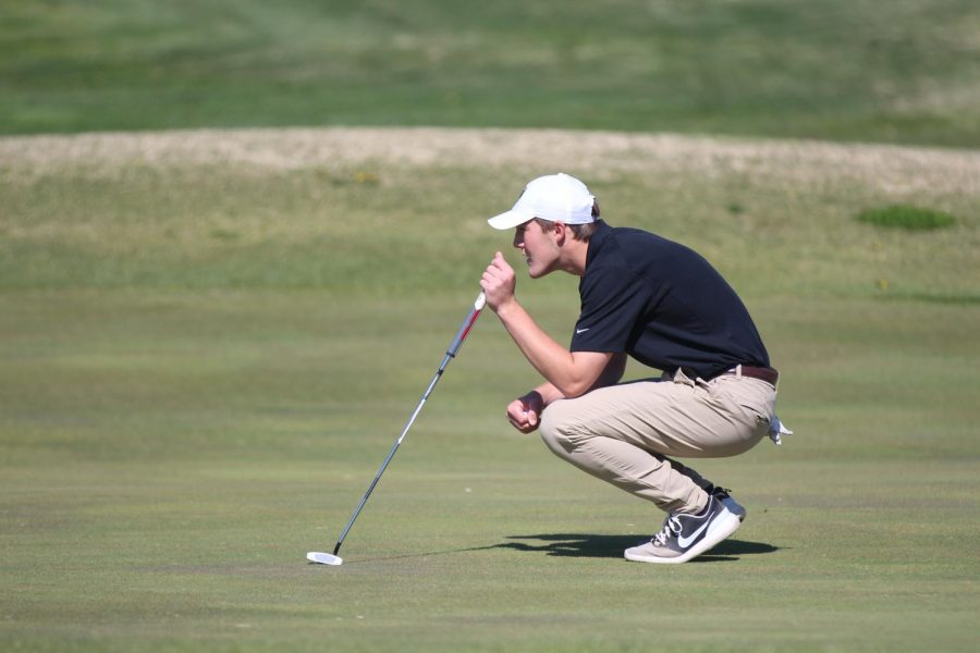 Athlete of the Week: Junior Joey Key Competes in State for Golf