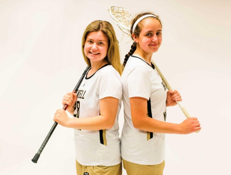 Cuccio Sisters Play Their First and Last Lacrosse Season Together