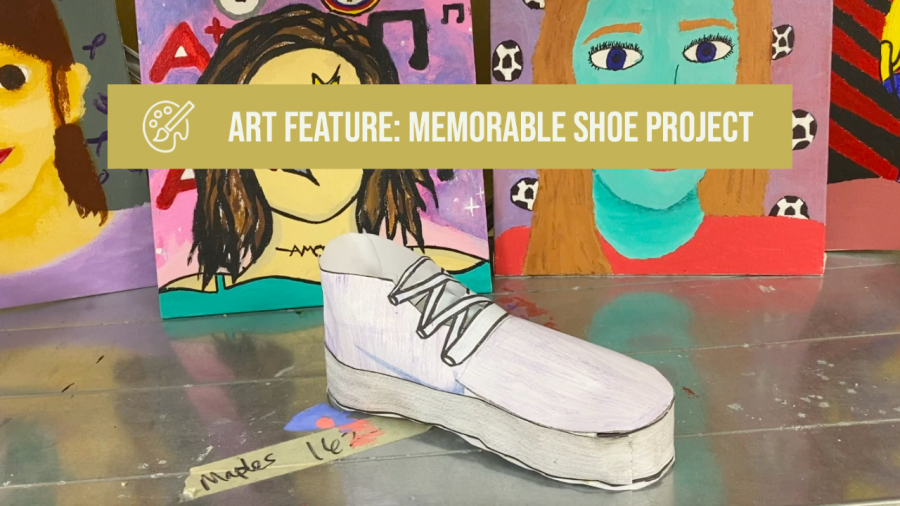 Art Feature: Memorable Shoe Project