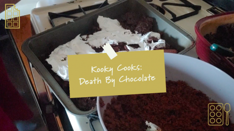 Kooky Cooks: How to Make Death By Chocolate