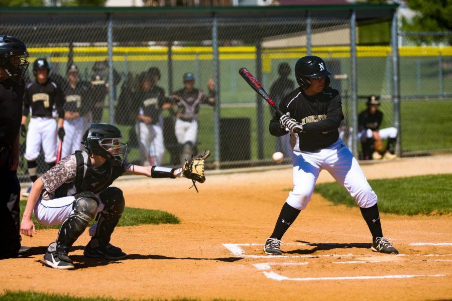 C-Team Baseball Falls to Washington High School in GAC Tournament [Photo Gallery]