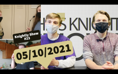Knightly Show #23   Guitar Tutorial, Cooking Tutorial, Man on the Street and More!