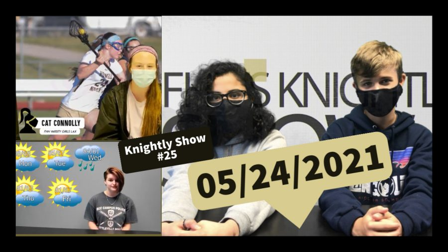 Knightly Show #25 | Lacrosse Feature, Stir Fry Tutorial, Weight Training and More!