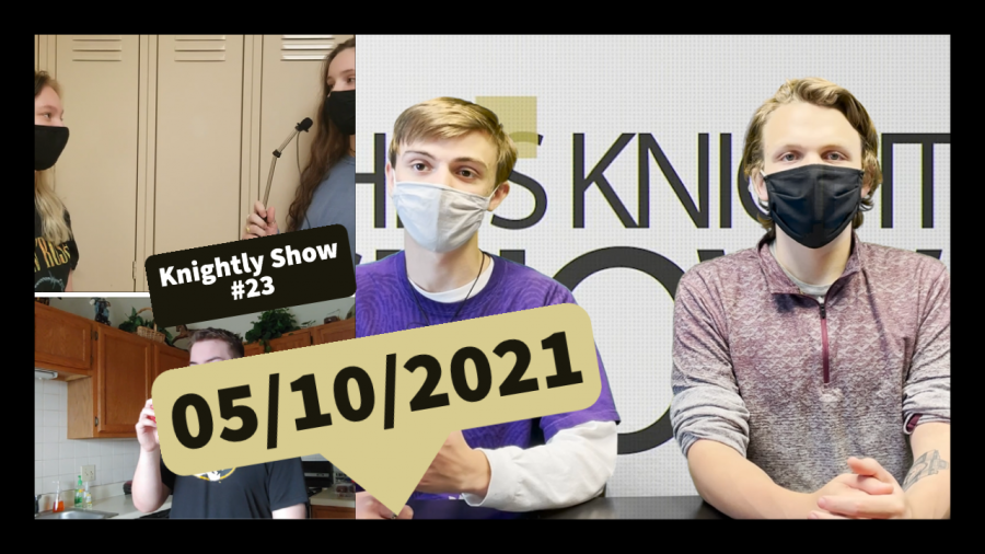 Knightly Show #23 | Guitar Tutorial, Cooking Tutorial, Man on the Street and More!
