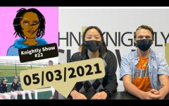 Knightly Show #22   Week of 5/3/2021   Art Department, New Feature Animation, Fried Rice, and more!