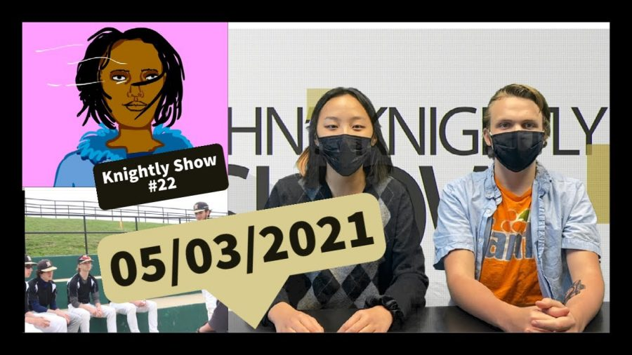 Knightly Show #22 | Week of 5/3/2021 | Art Department, New Feature Animation, Fried Rice, and more!