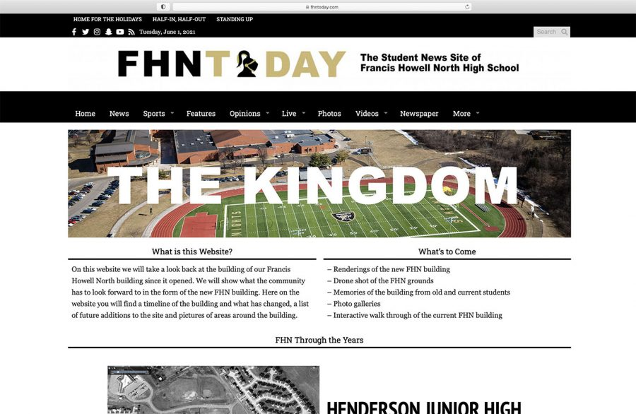 FHNToday Launches New Microsite Highlighting Current Building and Looking at the New One