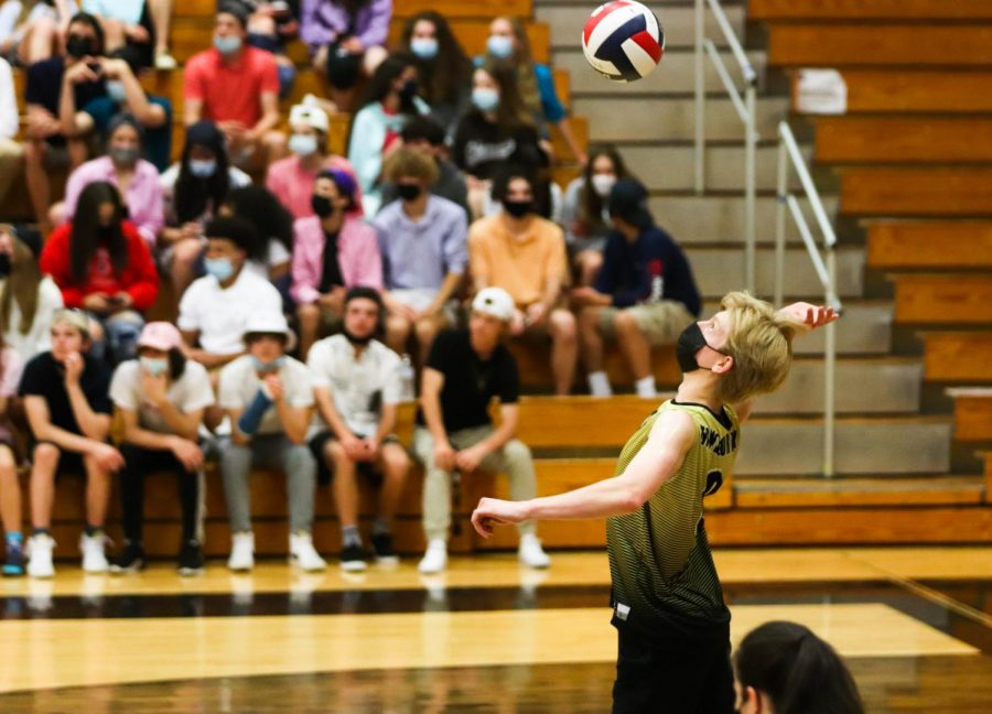 Athlete of the Week: Cole Hopper Makes an Impact on the Boys Volleyball Team