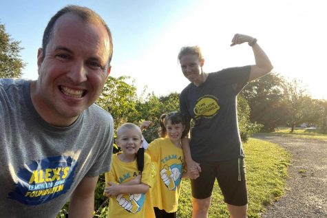 Workout to be Held on Sept. 25 to Spread Awareness for Childhood Cancer