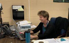 FHNs new Spanish teacher Sharon Parkinson