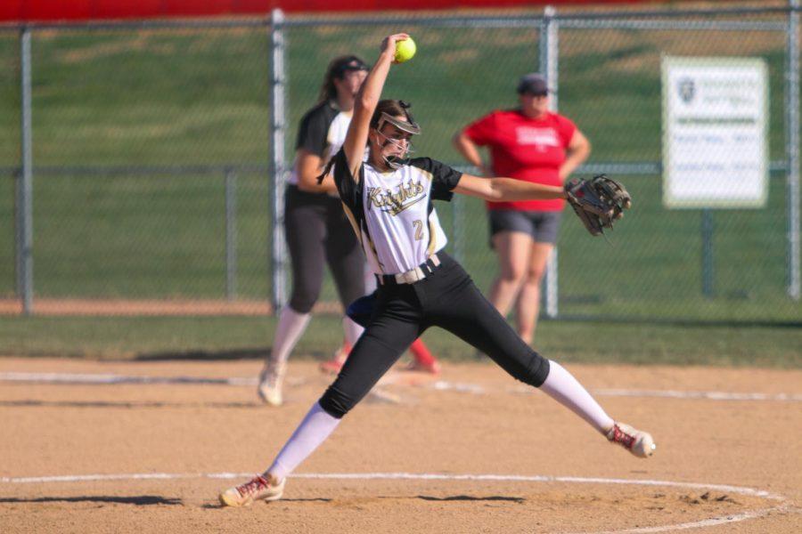 Varsity Softball Wins Against Liberty High [Photo Gallery]