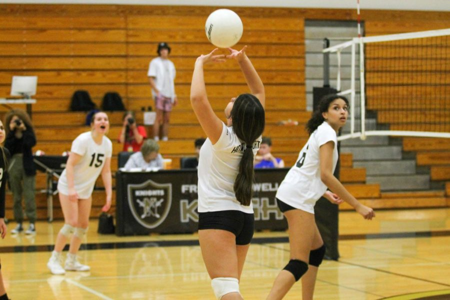 Girls Jv Volleyball Takes On Liberty Highschool [Photo Gallery]