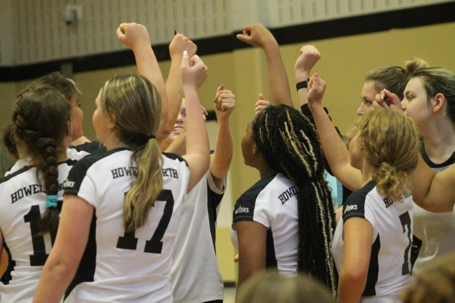 C-Team Girls Volleyball Loses to Washington High [Photo Gallery]