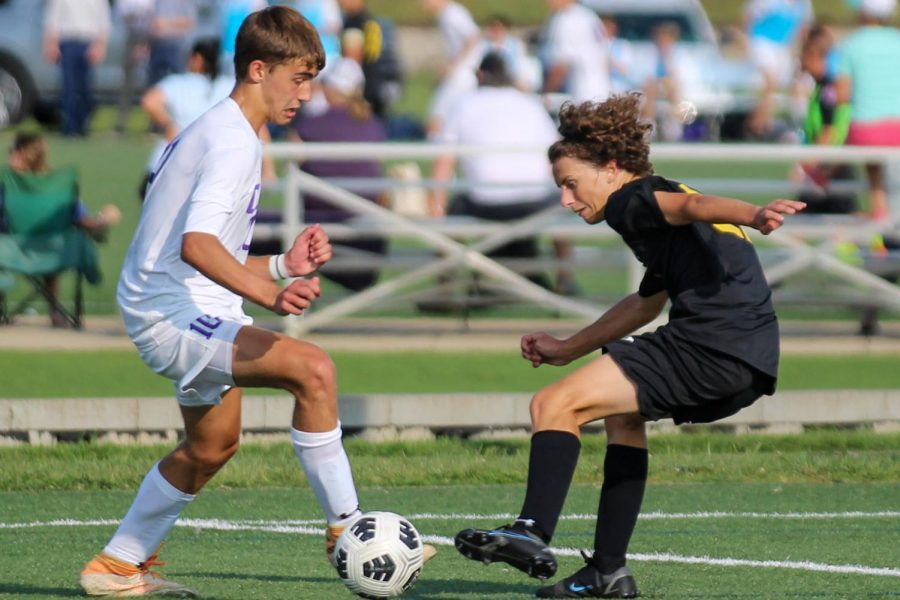 JV Boys Soccer Loses to CBC High School [Photo Gallery]