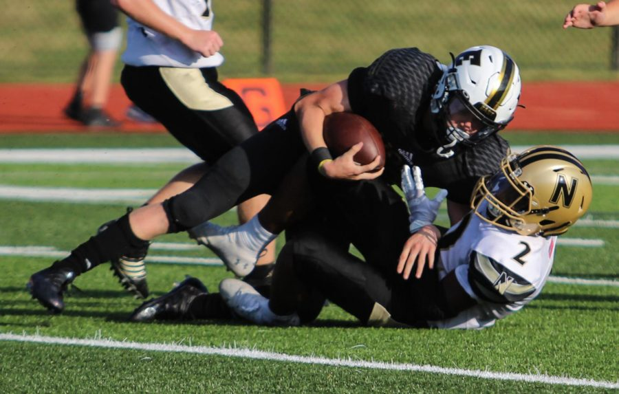 C-Team Football Defeats FZE in a Close Game [Photo Gallery]