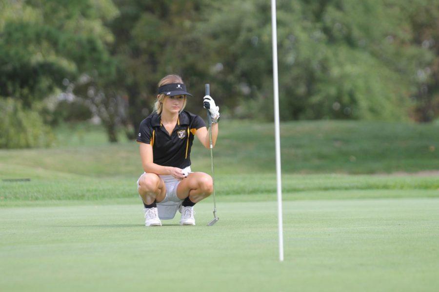 Varsity Girls Golf is Successful Despite Match Being Cut Short [Photo Gallery]