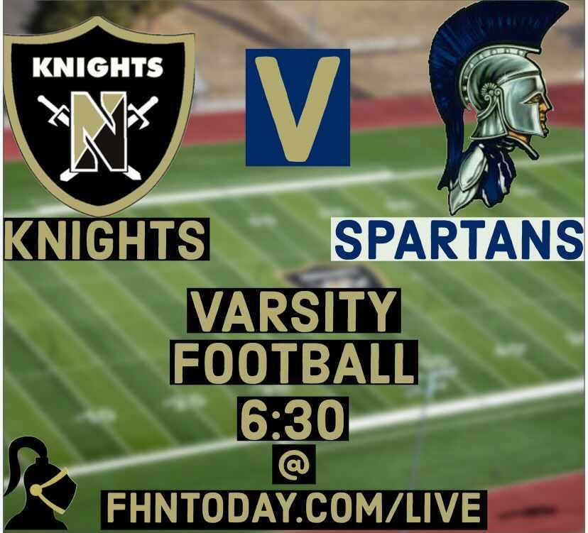 Watch FHN Varsity Football Take on FHC [9/10/21]