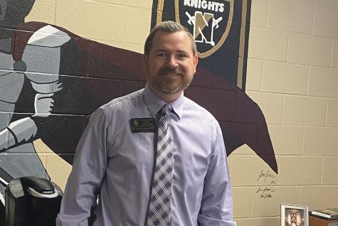 Dr. Lucas Lammers Steps in as North's Interim Principal