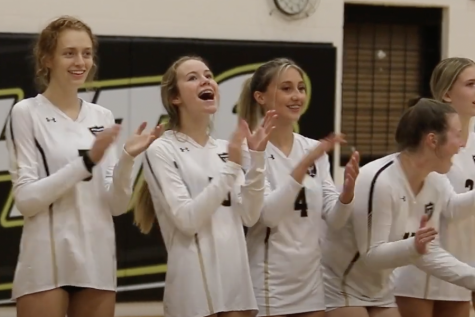 Girls Varsity Volleyball vs Washington [Hype Video]