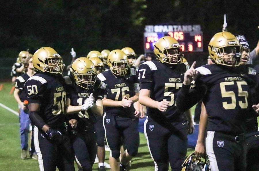 Watch FHN Varsity Football Take on North County Raiders