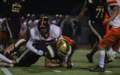 Varsity Football Faces a Tight Defeat to Cape Girardeau Central [Photo Gallery]