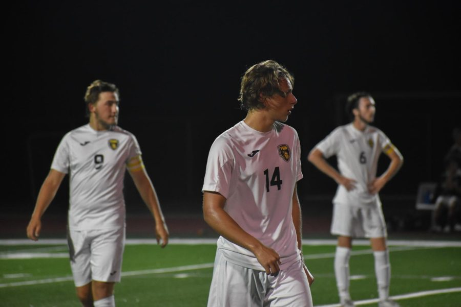 Varsity Boys Soccer Defeat St. Charles West [Photo Gallery]
