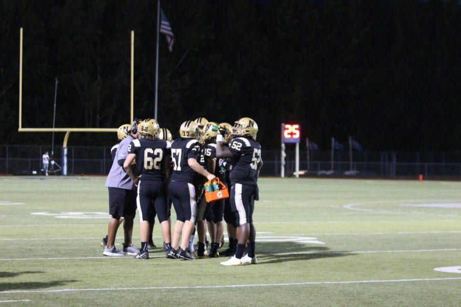 Varsity Football falls to Fort Zumwalt North [Photo Gallery]