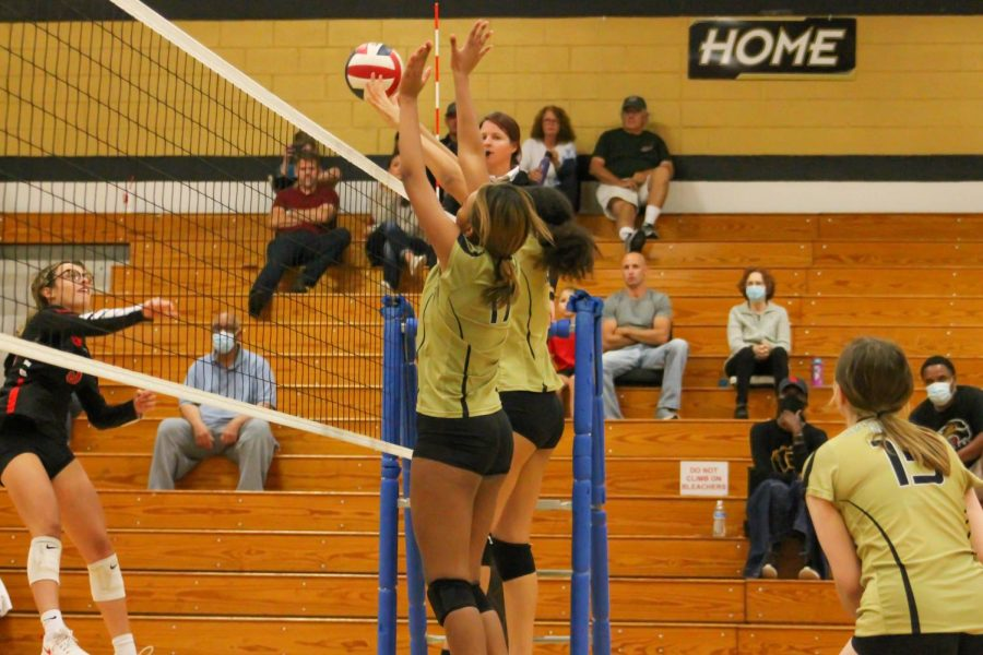 Jv Girls Volleyball Loses Against Fort Zumwalt South [Photo Gallery]